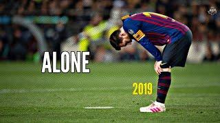 Lionel Messi - Alone | Goals | 2018/2019 | HD