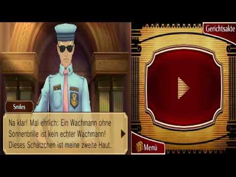 Lets Play Together - Professor Layton vs. Phoenix Wright Ace Attorney (Deutsch) [Teil 7]
