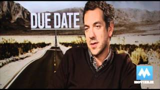 Todd Phillips - Due Date & Hangover 2 director Interview