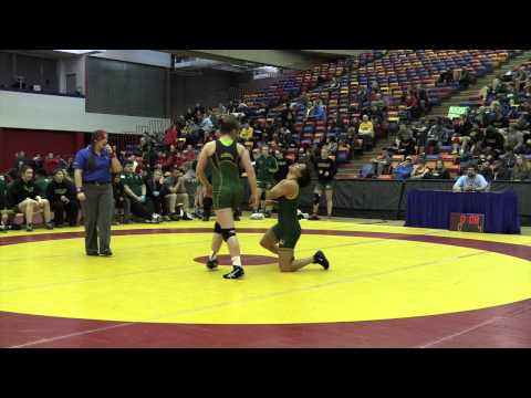 2015 Canada West Championships: 63 kg Sena Debia vs. Krystin Paquette