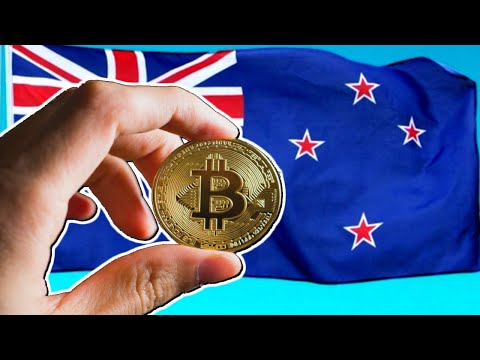 Bitcoin Is Now A Form Of Payment In New Zealand