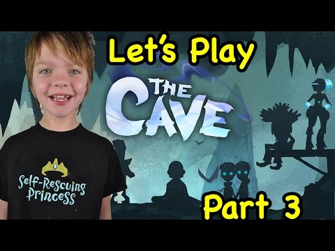 Let's Play The Cave Part 3 - Day 809 | ActOutGames