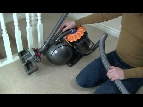 Dyson DC28c Multi Floor (2015) Cylinder Vacuum Cleaner Introduction & First Look