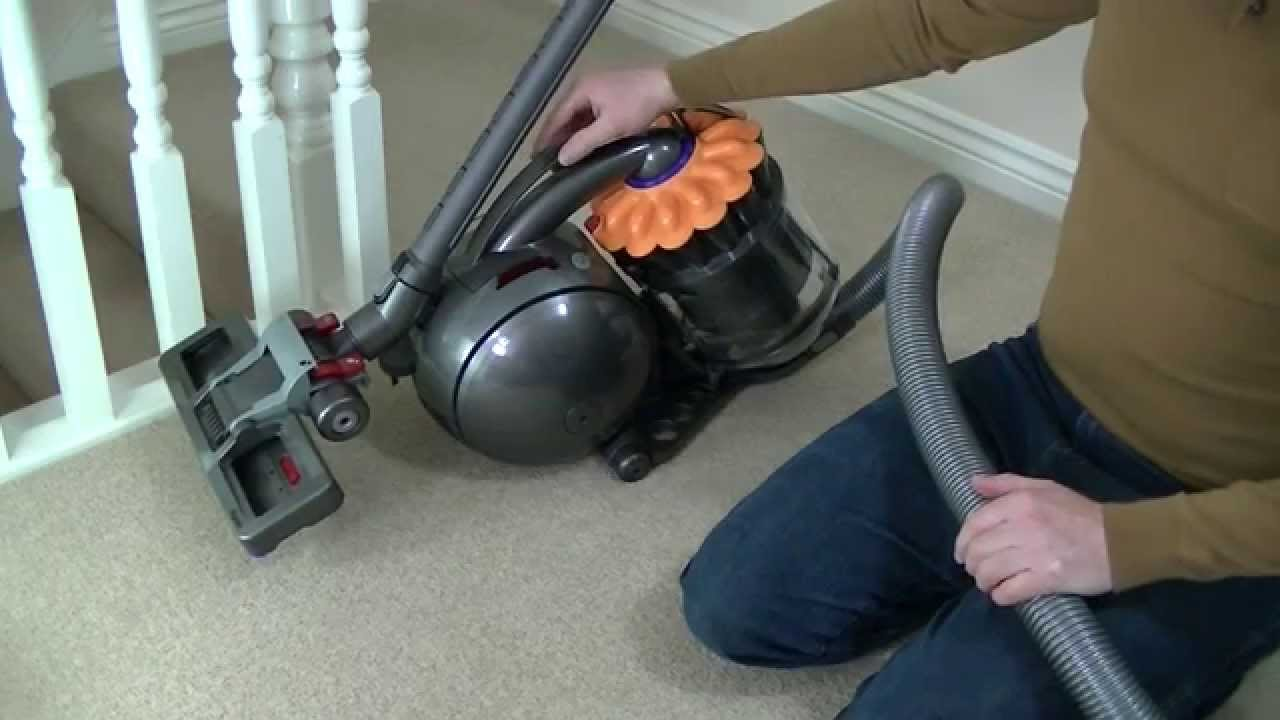 dyson dc28c multi floor cylinder vacuum cleaner u0026 first look youtube