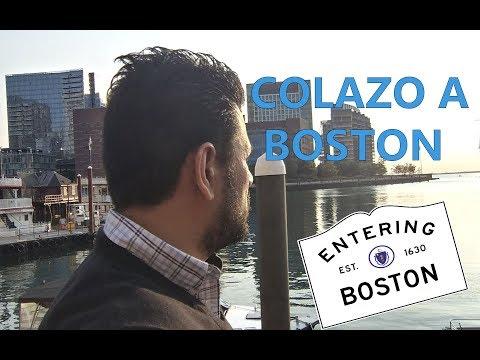 Colazo a Boston