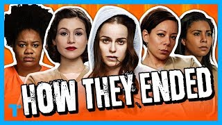 Orange Is the New Black Ending Explained: Pennsatucky, Cindy, Lorna, Gloria and Maria