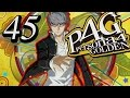 Persona 4 Golden [Part 45] - Naughty Nurse and Creepy Old Lady