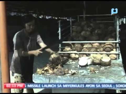 Coconut oil export ng bansa, patuloy na tumataas