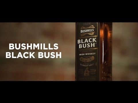 BUSHMILLS BLACK BUSH® - TASTE SERIES