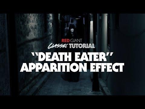 "Classic Tutorial | Create a ""Death Eater"" Apparition Effect"