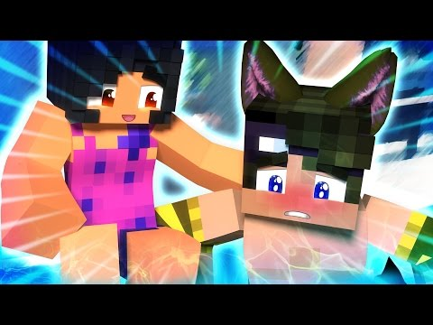 Swimming Lessons! | Minecraft Hide and Seek
