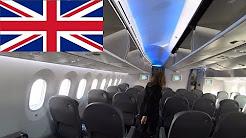 Norwegian Air. Flight Report! Oakland to London premium service