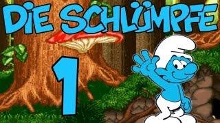 Let's Play Die Schlümpfe - Part 1 - Schlumpfen wir los!