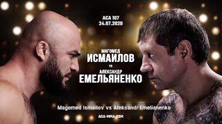 Aleksander Emelianenko (Russia) vs Magomed Ismailov (Russia) | MMA Fight, HD, Promo July 2020