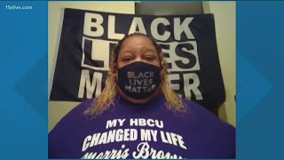 Voter says she was asked to remove Black Lives Matter facemask at poll
