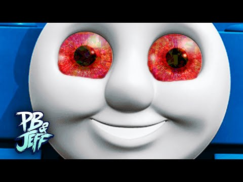 DISTURBING KIDS GAME! - Thomas the Tank Engine
