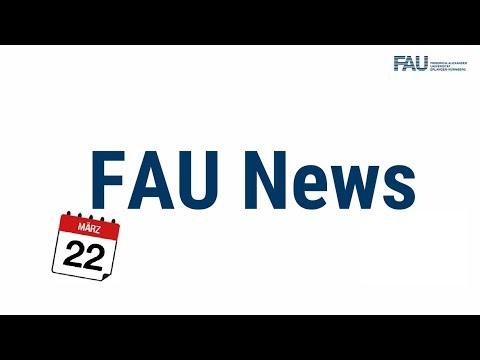 FAU News   22. März 2019