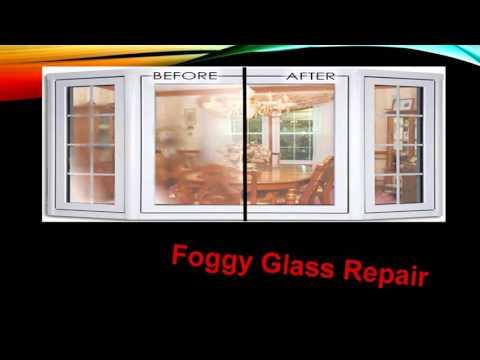 Repair Broken Storefront Glass in Emergency