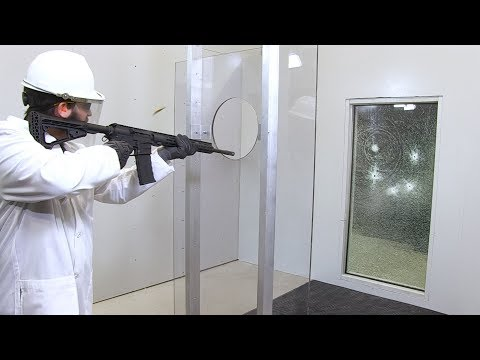You'd be amazed at how strong LLumar security film is