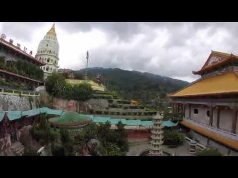 Malaysia 2015!! Sibu Penang Langkawi (GoPro travel video)