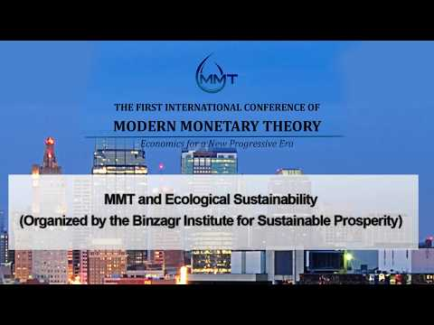 MMT and Ecological Sustainability