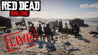 RED DEAD ONLINE - MAKE THAT CASH HUNTING TREASURES
