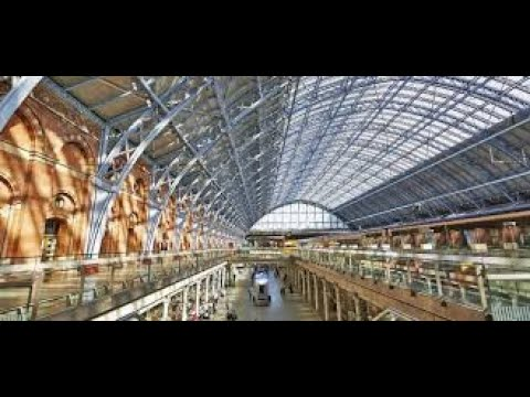July 2016 London St Pancras about to board 10.58 Eurostar to Brussels