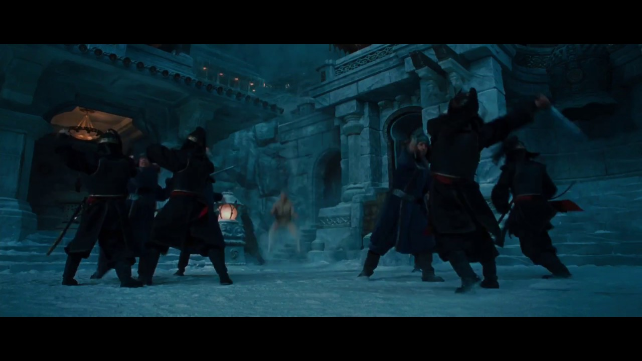 Download The Last Airbender (2010) Official Trailer