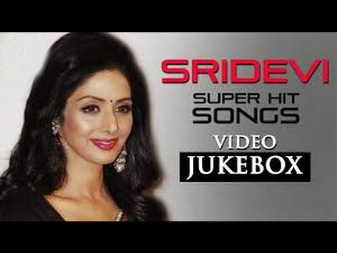 Jab Ladki Siti Bajaye   Sridevi Super Hit Song   Juke Box Video (Dharam Adhikari)