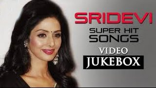 Jab Ladki Siti Bajaye | Sridevi Super Hit Song | Juke Box Video (Dharam Adhikari)