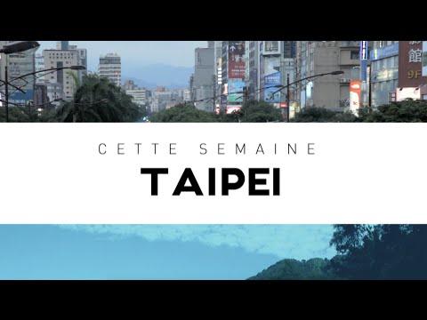 Destination Francophonie #117 - TAIPEI