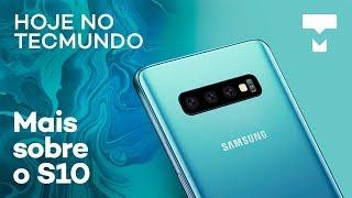 """Câmera Nano1 foca até estrelas, Huawei Nova 4 com """"buraco"""", Galaxy S10 e mais - Hoje no TecMundo"""