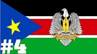 Geopolitical Simulator 4 2018 - South Sudan - part 4 - No Oil No Gas