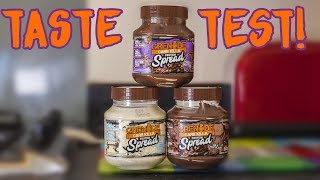 Grenade Carb Killa Protein Chocolate Spread | Review & Taste Test!