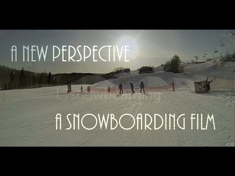 Snowboarding movie (A new perspective) | LTsnowboarding