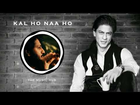 KAL HO NAA HO Sad Song Flute Cover | Varun Kumar(The Wind Stories) | Shah Rukh Khan | THE MUSIC HUB