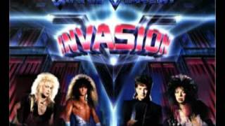 Vinnie Vincent  Invasion - Back On The Streets