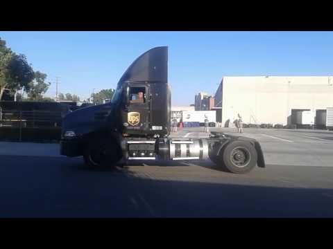 UPS Los Angeles Distribution Center Pass