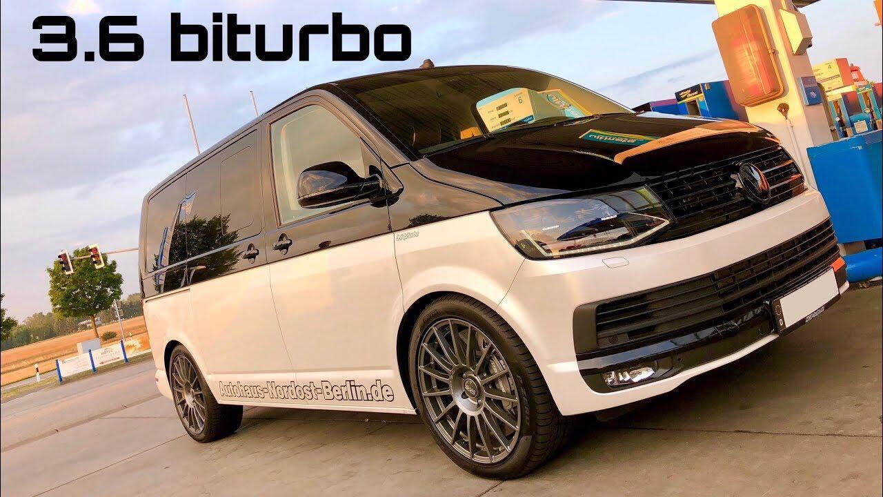 Weltpremiere: HGP VW [T5] T6 3.6 Biturbo [7XX PS] By