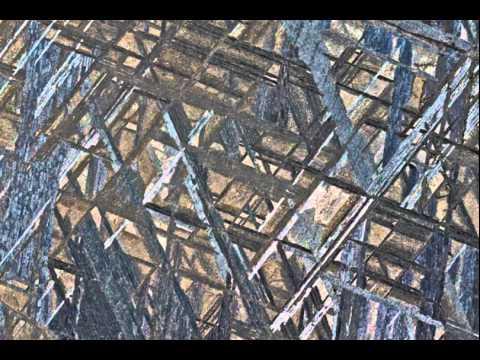 Widmanstatten Pattern Gorgeous Current Lab Photo Iron Meteorite Awesome Widmanstatten Pattern