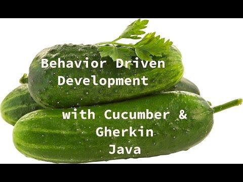BDD Cucumber & Selenium