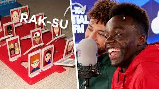 Rak-Su Play Guess Who With Stars' Dodgy Tweets ???? | FULL INTERVIEW