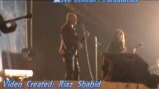 Papu Yaar, Ali Azmat Live Concert in Faisalabad Chenab Club 2010