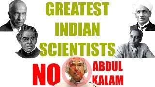 TOP-5|GREATEST INDIAN SCIENTISTS|📖