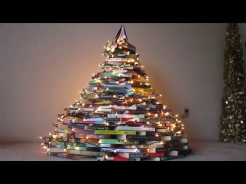 How to Make a Book Tree