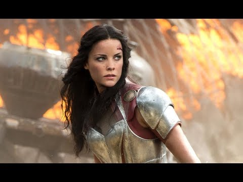 Lady Sif - All Scenes Powers | Thor