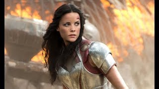 lady sif all scenes powers thor