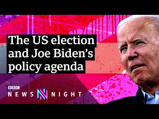 US election 2020: What are Joe Biden's plans for office? - BBC Newsnight