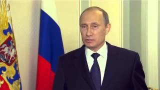 Видео   Обращение Президента России Владимира Путина   Видеоролики на Sibnet