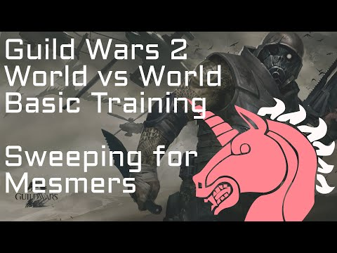 GW2 WvW Basic Training: Sweeping for Mesmers